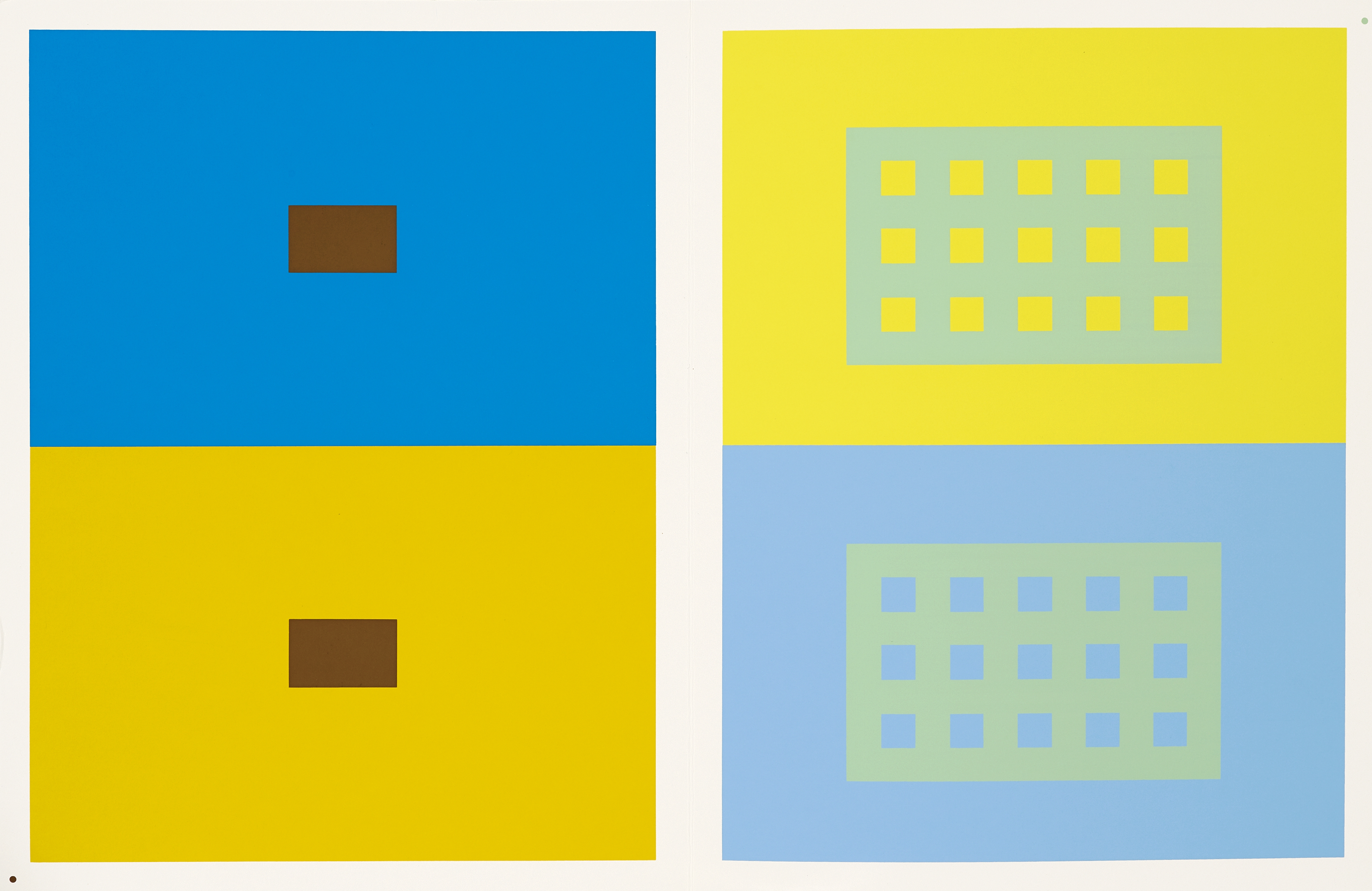 Josef Albers Interaction Of Color 1973 Auktion 65