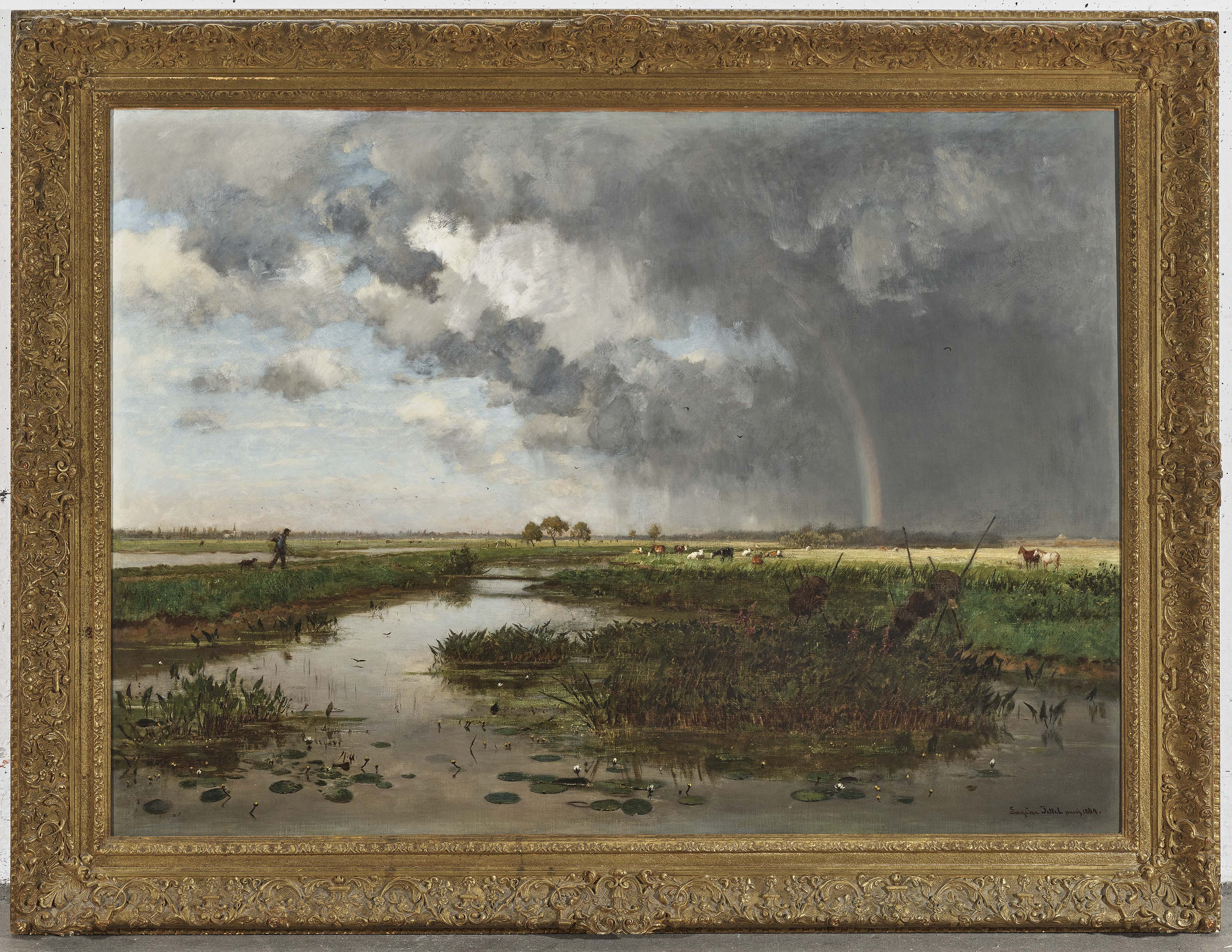 Holländische Auktion